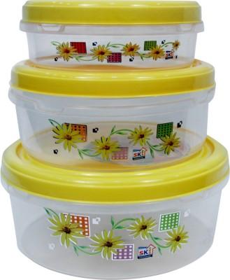 SKI Homeware Classic  - 7000 ml Plastic Food Storage