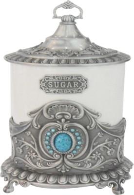 IOTA  - 1 L Silver Plated Tea, Coffee & Sugar Container