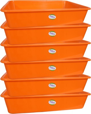 ENRICH Plastic  - 7 L Plastic Multi-purpose Storage Container