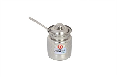 Kaveri  - 200 ml Stainless Steel Grocery Container