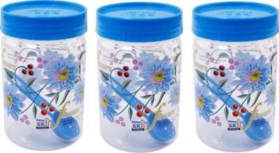 SKI Homeware Easy Pet Jars  - 500 ml Plastic Food Storage