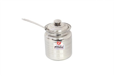 Kaveri  - 350 ml Stainless Steel Grocery Container