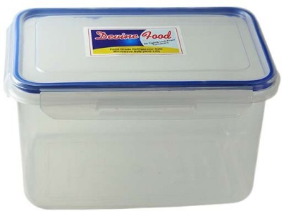Devine Food  - 2000 ml Plastic Food Storage