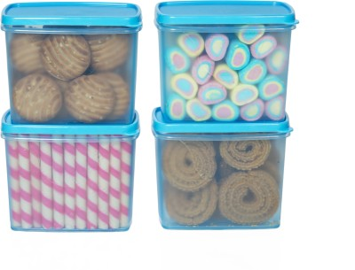 All Time Sleek  - 850 ml Plastic Multi-purpose Storage Container