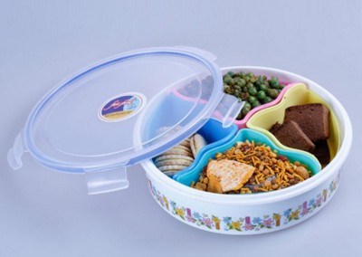 FAIR FOOD  - 1600 ml Plastic Multi-purpose Storage Container