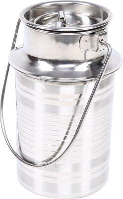 daksh enterprises  - 1.5 L Stainless Steel Milk Container