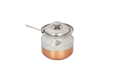 Kaveri  - 340 ml Stainless Steel Grocery Container
