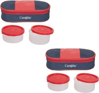Carrolite Combo Royal lunchbox 4 Containers Lunch Box