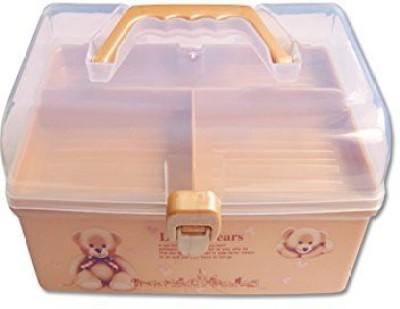Swarish Makeup Cosmetic Medicine Tablet Organizer  - 0 ml Plastic Multi-purpose Storage Container
