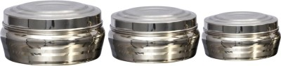 MiLi  - 1500 ml Stainless Steel Multi-purpose Storage Container