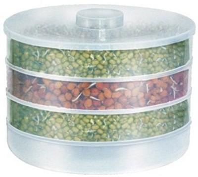 Bluesky Healthy sprout maker  - 500 ml Plastic Multi-purpose Storage Container