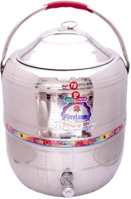 Vijay Laxmi Capsul Pawali  - 20 L Stainless Steel Food Storage