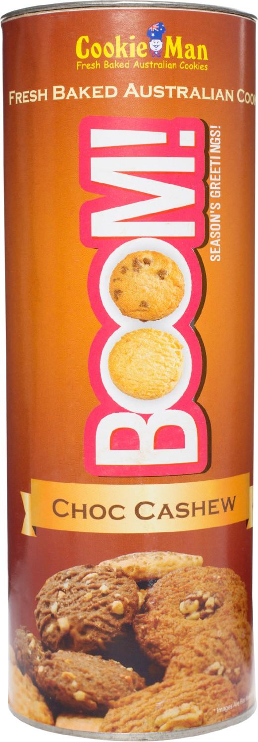Cookieman Boom Cashew Cookie