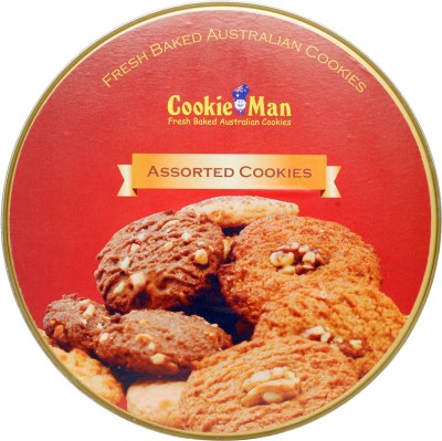 Cookieman Assorted Assorted Cookie(0.3 kg)