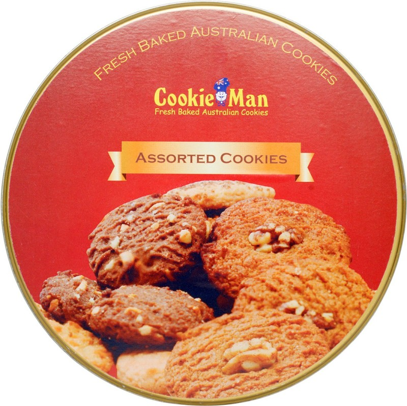 Cookieman Assorted Assorted Cookie(0.3 kg)