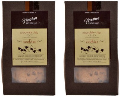 Moshe's Naturally Chocolate Chip Cookies Chocolate Chip Cookie(500 g)