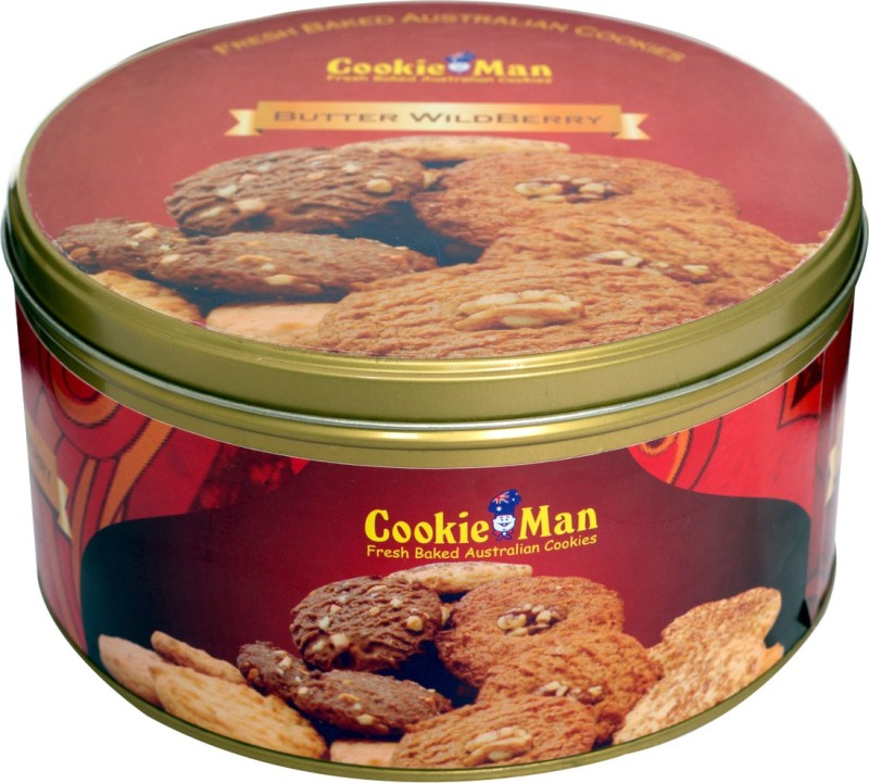 Cookieman Fresh Butter Cookie(0.3 kg)