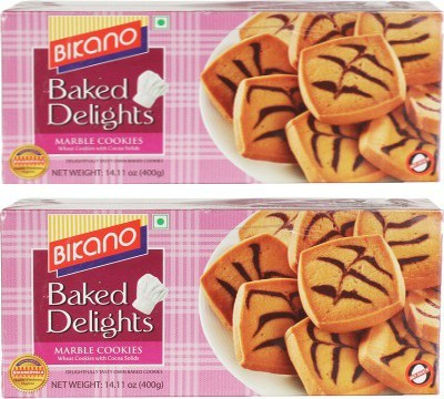 Bikano Marble Chocolate Cookie