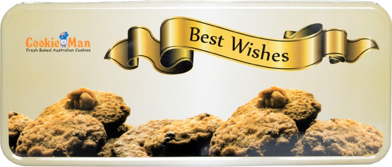 Cookieman Best Wishes Assorted Cookie(0.3 kg)