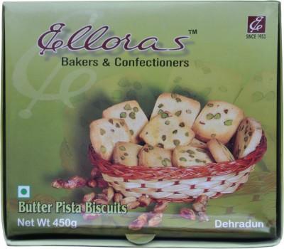 Elloras Dehradun Butter Pistachio Cookie(900 g)