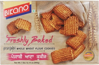 Bikano Wheet Flour Milk Cookie