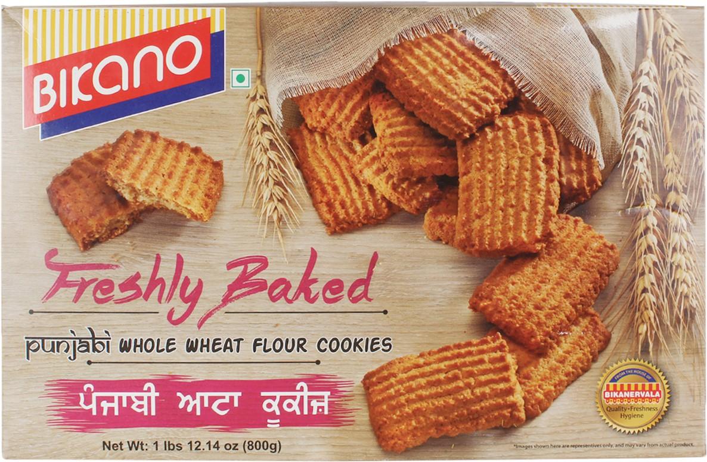 Bikano Wheet Flour Milk Cookie