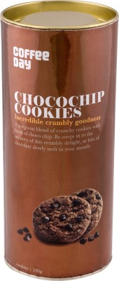 Coffee Day Double Chocochip Cookies Chocolate Chip Cookie