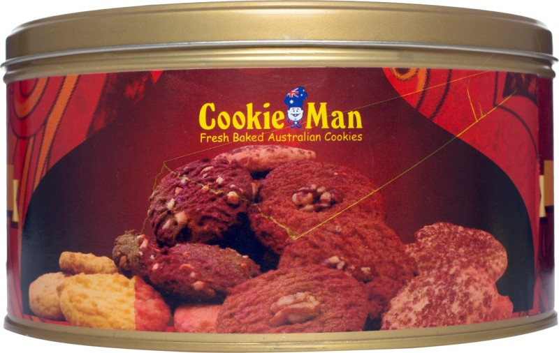 Cookieman Fresh baked Chocolate Chip Cookie(0.3 kg)