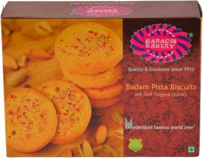 Karachi Bakery Badam Pistachio Biscuit(400 g)