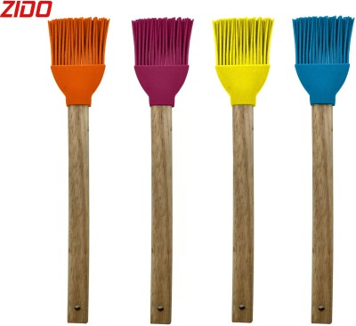 Zido Ultra Silicone Flat Pastry Brush