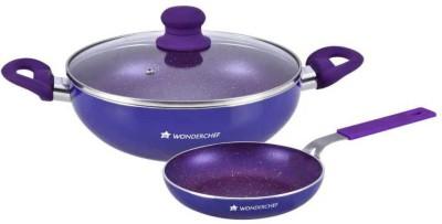 Wonderchef 3 Pc Blueberry WM Set Cookware Set(Aluminium, 3 - Piece) at flipkart