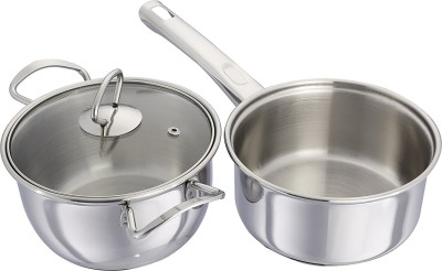 MAPLE Cookware Set(Stainless Steel)