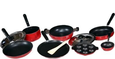 Telebrands 9 Pcs Non-Stick Cookware Set Cookware Set