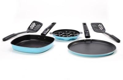 Sumeet High Five Nonstick Gift Set Cookware Set