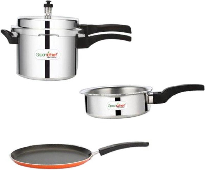 FreenChef Cookware Set(PTFE (Non-stick), 4 - Piece)