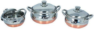 KCL Copper Base Handi Set Cookware Set