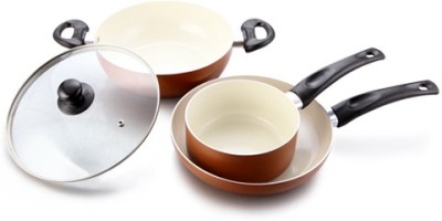 Impex Cookware Set(Ceramic, 3 - Piece)
