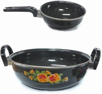 Aditya Info Cookware Set(Iron)