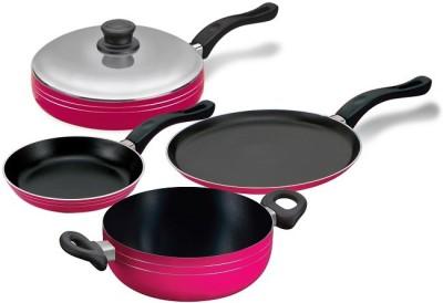 NIRALI Spenta Gift Set Cookware Set(Aluminium)