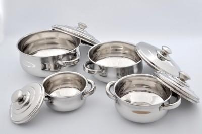 Sunshine Steel Cookware Set