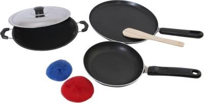 Tallboy Bharathi 4pc 2mm Cookware Set