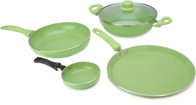Wonderchef Family Set with Free Fry Pan Cookware Set