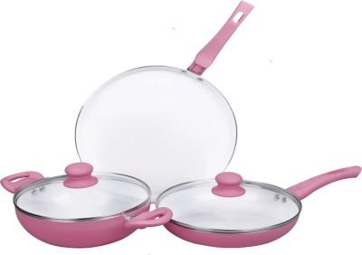 Savvy Pink Cookware Set