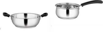Tallboy Mini kitchen 4Seasons set of 2 ( can be used on induction but not induction bottom Cookware Set
