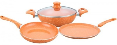 Wonderchef tangrein set Cookware Set(Ceramic, 3 - Piece)