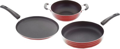 Classic Non Stick 3Pc Cookware Set
