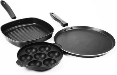 Sumeet Nonstick Trinitygift Set Cookware Set