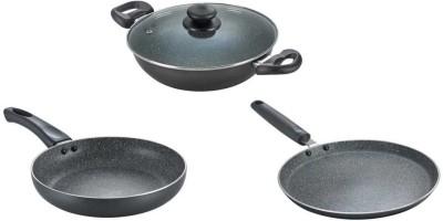 Prestige Cookware Set(Aluminium, 3 - Piece)