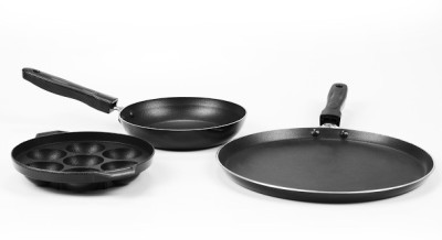 Sumeet Nonstick Tricon Gift Set Cookware Set