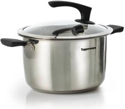 Tupperware Inspire series 3.7 litres Caserole Cookware Set(Stainless Steel, 1 - Piece) at flipkart